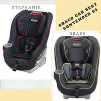 Graco Contender 65 Baby Car Seat