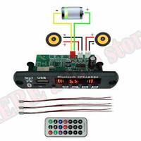 Amplifier 2x15W 12V Bluetooth MP3 Decoder Board FM Audio MP3 Module