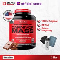 Musclemeds Carnivor Mass Gainer 6lb Bstores