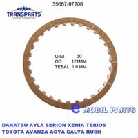 AVANZA TERIOS MATIC TRANSMISI KAMPAS KOPLING C2 35667-97206