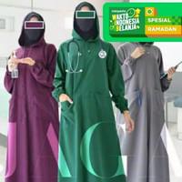 Hazmat baju pelindung/Gamis APD/Waterproof/Mayer Premium