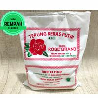 tepung beras rose brand 1 dus 500gr terjamin