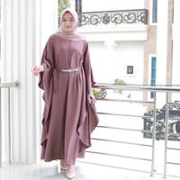 GAMIS wanita baju gamis remaja kekinian terbaru gamis murah jumbo gxcu