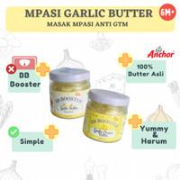 Mpasi Garlic Butter BB Booster / Butter Cheese / Butter Unsalted - Garlic Butter
