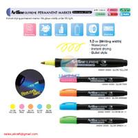 Spidol Permanent Kecil Glow In The Dark ARTLINE Supreme EPF-700UV