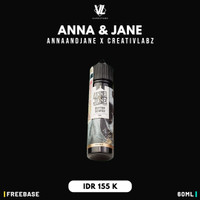 Anna and Jane Butterscotch Original 60ML - 100% Authentic Liquid