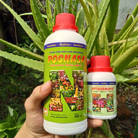 poc nasa hormonik pupuk cair pupuk pelebat buah anti rontok pupuk nasa