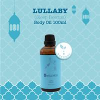 Lullaby (Sleep Rescue) Body Oil-Owellness Therapeutic Grade
