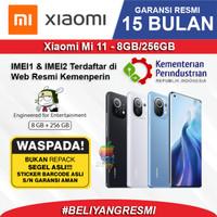 Xiaomi Mi 11 (8/256GB) - Garansi RESMI - Mi11