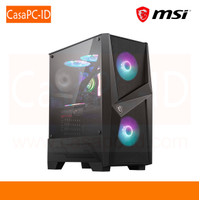 Casing PC Case MSI FORGE 100R Gaming Case