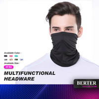 BERTER Multifunctional Headwear / Bandana Slayer Masker Penutup Wajah