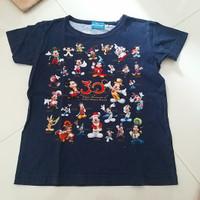 Disney Resort t shirt anak LD 39cm
