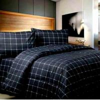 Bedcover set sprei Motif Marco ukuran 90x200-120x200