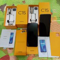 Realme C15 4/64GB Garansi RESMI INDONESIA