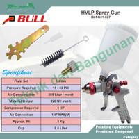 Bull HVLP Spray Gun BLSG01-827