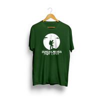 CM Kaos distro pria T-shirt pria Baju pria Atasan pria Pendaki Cerita
