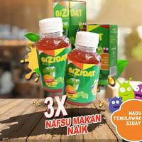 GIZIDAT Original - Madu Penambah Nafsu Makan Vitamin Anak