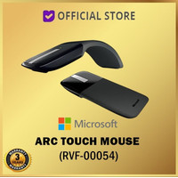 Microsoft Arc Touch Mouse - RVF-00054 - Black