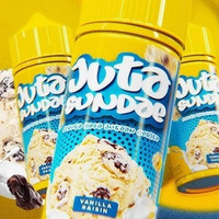 Juta Sundae - Vanilla Raisin - 100ml