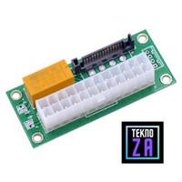 MINING Add2PSU Green PCB Molex Dual PSU Start - SATA