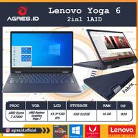 Lenovo Yoga 6 13 2in1 Ryzen 7 4700 16GB 512ssd Vega7 W10 13.3FHD IPS