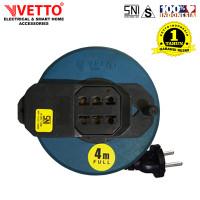 VETTO Box Kabel Donat 4 meter Full SNI - V268/4M