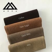 Headband Bandana Salur Premium MOZA - Chocolate Series - Dark Milo