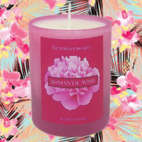 Victoria's Secret Bougie Perfumee Scented Candle   Aromatherapy 75gr