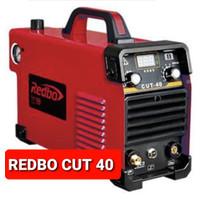 REDBO Mesin Las potong plasma cutting cut 40 40A lakoni