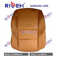 RILEX Ultimate - Sarung Jok Mobil XPANDER model Standar / Seat Cover