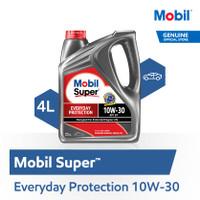 Oli Mesin - Mobil Super™ Everyday Protection 10W-30 (4L)