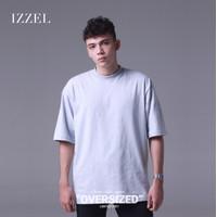 Izzel Oversized T-shirt - Limited Grey