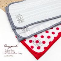 Dry pad cuddle me/drypad/perlak lembut bayi/alas ompol