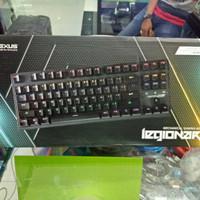 KEYBOARD MECHANICAL REXUS LEGIONARE MX 5.1 TKL RGB