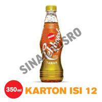 2 Karton Tehbotol Sosro Tawar 350 ml