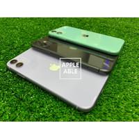 Apple iPhone 11 128GB Second Fullset NON REKONDISI - RED, SINGLE SIM