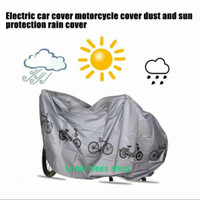 cover sarung pelindung penutup anti hujan terik matahari motor sepeda