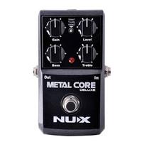 Efek Gitar Nux Metal Core Deluxe Original