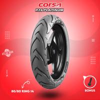 Ban Tubles Motor Matic CORSA R26 PLATINUM 80/80 Ring 14