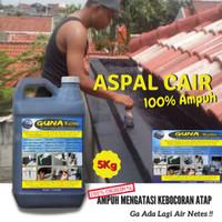 Aspal Cair Media Pelapis Super Anti Tembus Atap Lantai Dak (5Kg)