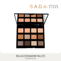 SADA by Cathy Sharon Rollas Eyeshadow Palette - Tembikar