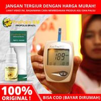 Obat Penurun Kolesterol Tinggi - Propolis Brazil SM Original 100%