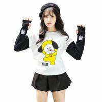 Baju Lengan Panjang BTS Jimin Chimmy Kpop FSB
