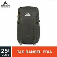 Tas Ransel Eiger Wayfarer Pack 25L Daypack Tas Punggung Original