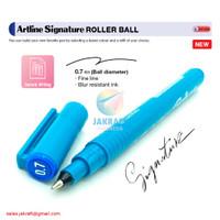 Pulpen Permanent ARTLINE Signature Roller Ball Pen ERB-4400 (0.7 mm)