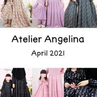 Atelier Angelina APRIL RESTOCK Bella Vintage flo Kawachi Tinyrose S M