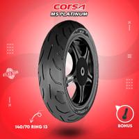 Ban Belakang Tubles Motor NMAX CORSA PLATINUM M5 140/70 Ring 13