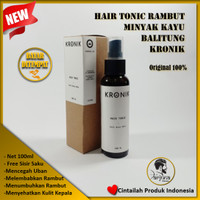 Arjuna Hair Tonic Vitamin Anti Uban Rambut Minyak Kayu Balitung 100ml
