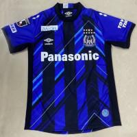 Jersey Baju Sepak Bola Gamba Osaka Home Biru J League Musim 2021 2022