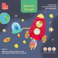 Mainan Edukasi Anak - Electric Dough Rocket